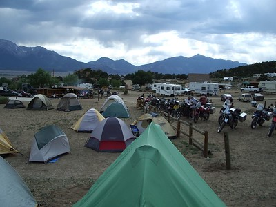 KOA camp ground-Buena Vista