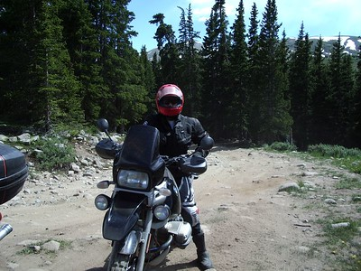Armando on Tin Cup Pass